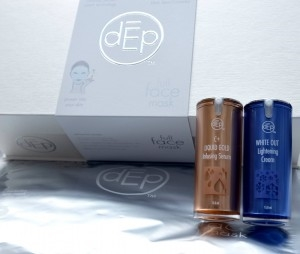 dEp Mask Full Face Deluxe Kit