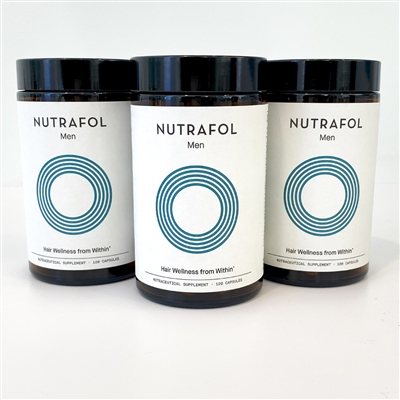 Nutrafol Men's 3 Pack