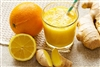 4 oz. bottle of Orange Ginger fragrance oil for candles. Synthetic Carrier.  1/2 oz-1 oz. per pound of wax.