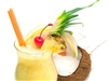 Pina Colada, 4 oz. bottle of Pina Colada fragrance oil for candles.  Soy carrier.  1/2 oz.-1 oz. per pound of wax.