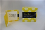 """Smile"" Pop Open Miniature Window Cards"