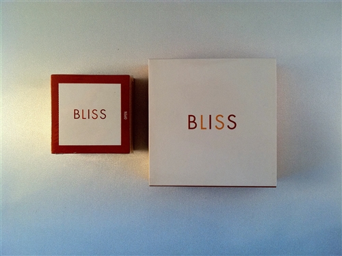 """Bliss"" Mini Inspirational Window Cards"