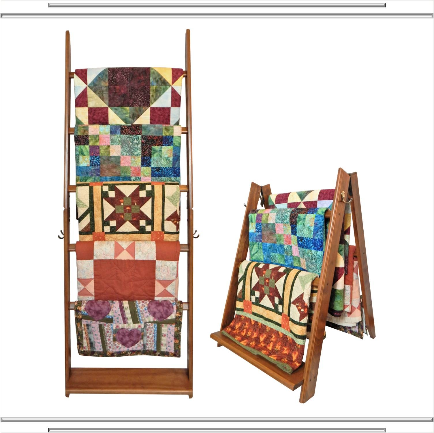 towel wood fashion asp display holders quilt blanket ladder bronze with racks rack and base