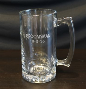 Bestman Beer Mug Gifts