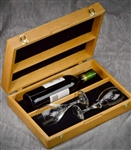 Engraved Wedding Wine Ceremony Box