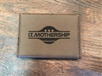Leatherette Business Card Holder