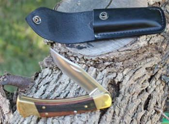 Classic Folding Hunter Knife