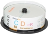 Blank CD DVD-R 16X 4.7GB 120 Minutes DVD 25 Pack Storage Media in Spindle