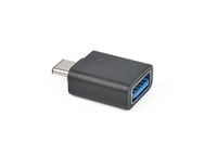 Type C to Micro USB 3.1 AF Adapter Connector Data Sync and PASSTHROUGH Charge for USB Type-C Devices