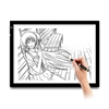 Ultra Slim A3 Artist LED Tracing Pad Tablet W/ Dim Light Control For Painting Illustration Sketch Draft