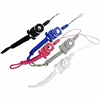 Lanyard Sling Hook Wrist Strap Keychain Multi Color For Smartphones Tablets Devices 10 pack