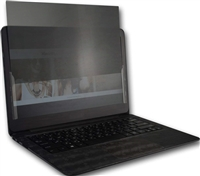 "14.5"" Inch Privacy Screen Filter 16:9 Aspect Ratio Widescreen LCD Monitor 60 Degree Anti-Spy Blackout"