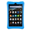 SILICONE PROTECTIVE CASE FOR FIRE HD 8(BLUE)