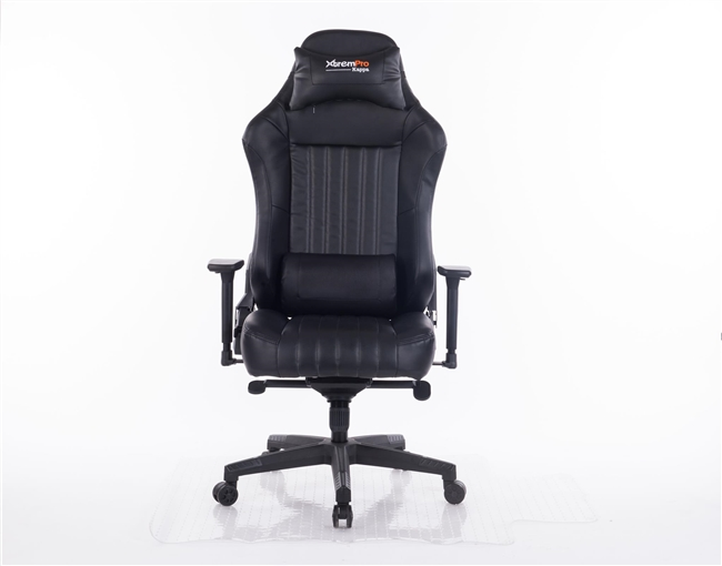 KAPPA 22032 GAMING CHAIR (BLACK)