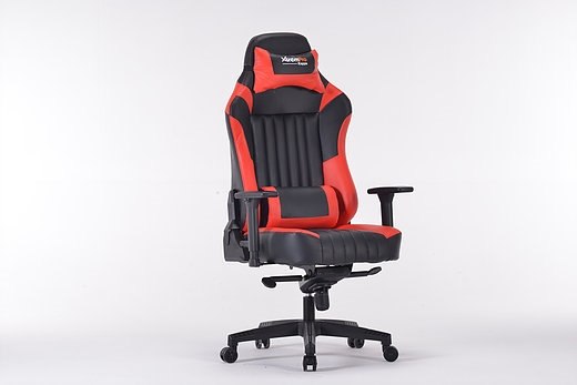 KAPPA 22033 Gaming Chair (Black+Red)