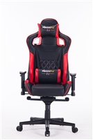 XTREMPRO T1 22049 GAMING CHAIR (BLACK+RED)