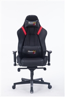 G1 22050 High-back GAMING CHAIR (BLACK)