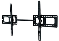 "Low-Profile Fixed TV Wall Mount Tilt Dual Wall Plates Mount Bracket 60""-102"" Inch LCD LED 4K  Plasma VESA 800x800 Max Load 330 Lbs"
