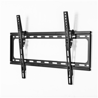 "TV Wall Mount Tilt Bracket 32""-65"" Inch LCD LED 4K Plasma Max Load 77 Lbs VESA 600x400"