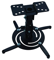 Projector Ceiling Mount Tilt Rotate Max Load 22 Lbs