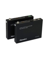 HDMI Extender KVM Over IP Optical Fiber IR Single Transmitter and Receiver
