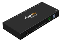 XtremPro 61012 HDMI 2.0 Splitter w/ EDID (4 Port Splitter)