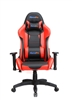Camo Chair High Backrest Ergonomic Gaming Office Computer Adjustable Recliner Swivel Seat Red/Black Leather