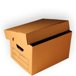 2 Piece File Box