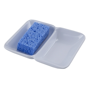 The Wick-Away - 2 sided container with sponge