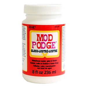 Mod Podge® Waterbase Sealer - Gloss 8 oz