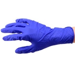 Nitrile Protective Gloves - Large