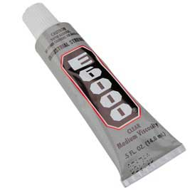 Adhesive - E6000 Industrial Strength