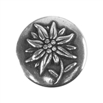 Antique Mold - Sunflower Button