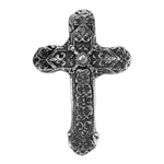 Antique Mold - Embellished Cross