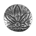 Antique Mold - Flower Carving
