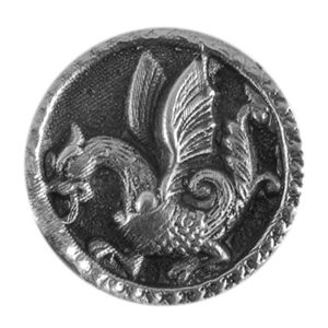 Antique Mold - Tiny Dragon