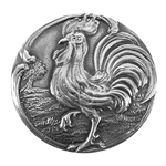 Antique Mold - Proud Rooster