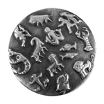 Antique Mold - Astrology