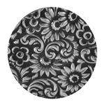 Antique Mold - Floral Garden