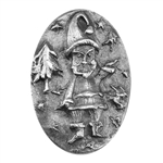 Antique Mold - Christmas Elf