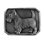 Antique Mold - Scottie Dog