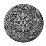 Antique Mold - Winter Flower