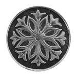 Antique Mold - Etched Snowflake