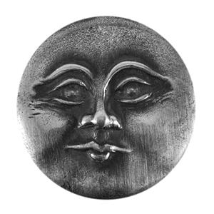 Antique Mold - Moon Face