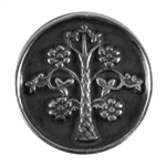 Antique Mold - Tree of Life