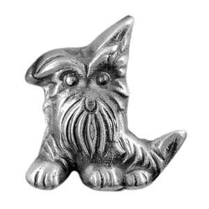 Antique Mold - Perky Terrier