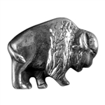 Antique Mold - Grazing Buffalo
