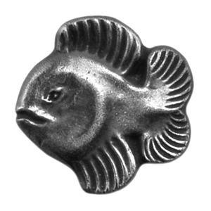 Antique Mold - Goldfish