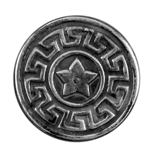 Antique Mold - Star Maze