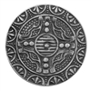 Antique Mold - Aztec Medallion